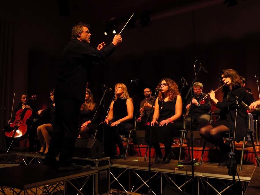 QUATTRO PASSI PER BROADWAY  Il Mefisto Ensemble diretto da Roberto Bonati reinterpreta le songs di George Gershwin