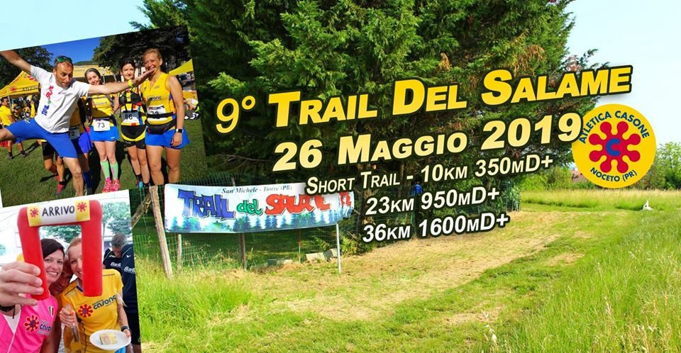 9° Trail del Salame 2019