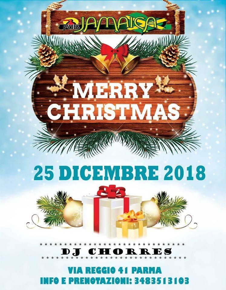 Natale al Jamaica pub