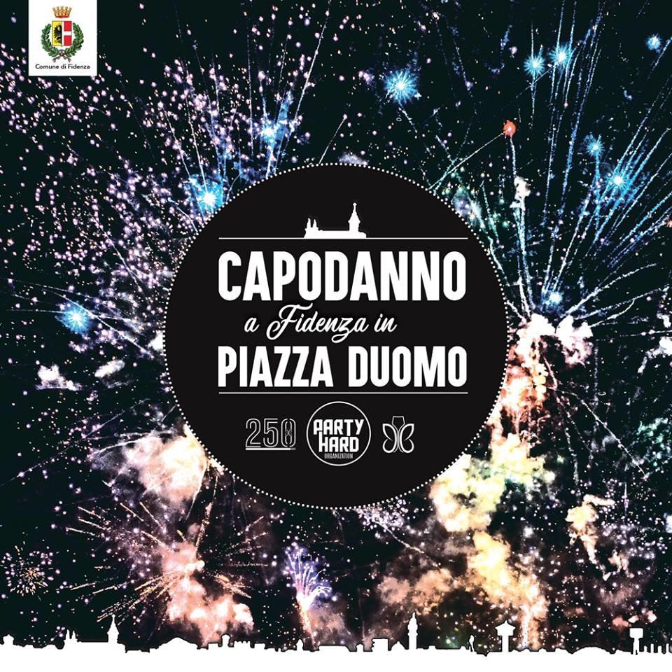 Capodanno in Piazza Duomo a Fidenza!!!