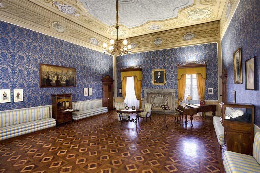 Aperture del Museo Casa Barezzi a dicembre, gennaio e febbraio