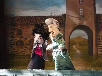 Il piccolo Verdi   spettacolo della Compagnia Teatro Medico-Ipnotico.