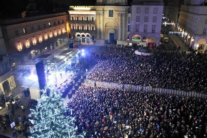 Capodanno in Piazza Garibaldi: modalità di svolgimento, orari e divieti