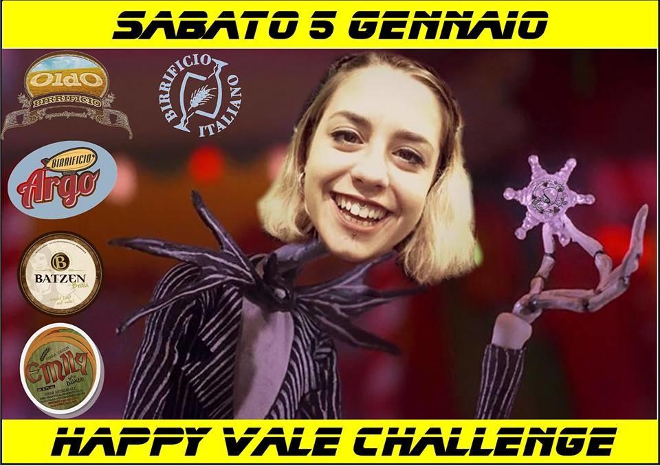 """Al  Bastian Contrario  """"Happy Vale Challenge"""""""