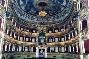 Visita guidata alla scoperta del Teatro Magnani di Fidenza