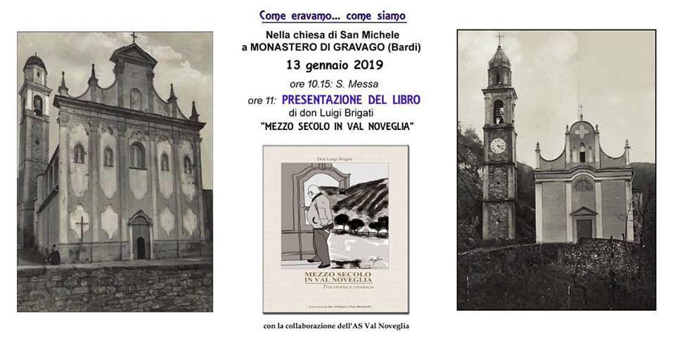 """Presentazione del libro: """"Don Luigi Brigati. Mezzo secolo in Val Noveglia"""""""