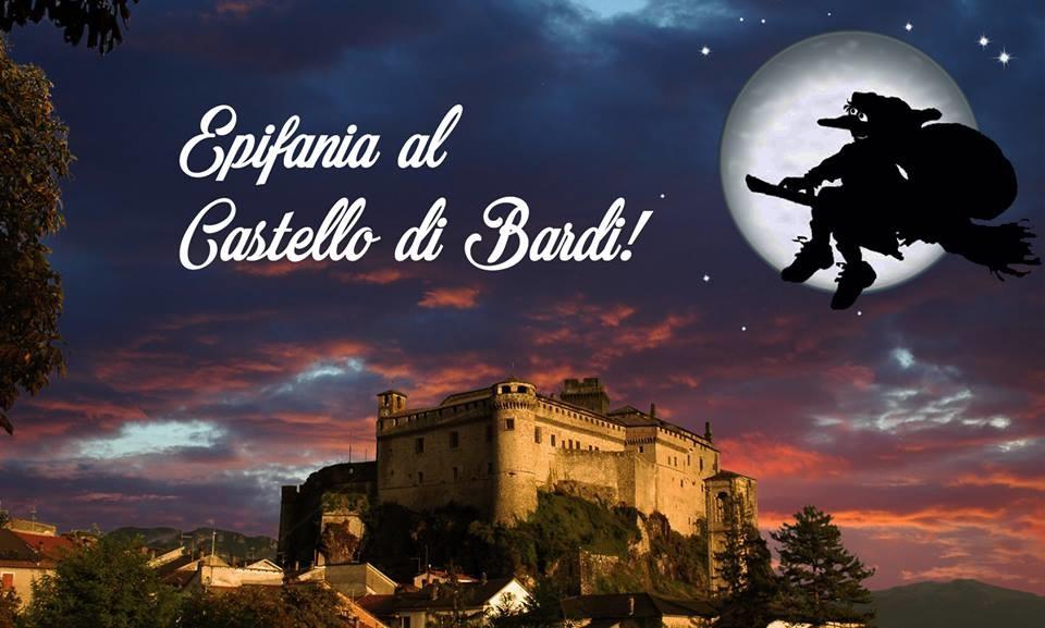 Il Castello di Bardi aperto eccezionalmente il 5 e 6 gennaio