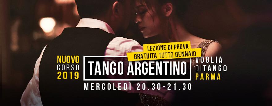 Voglia Di Tango: NUOVO CORSO 2019 Principianti
