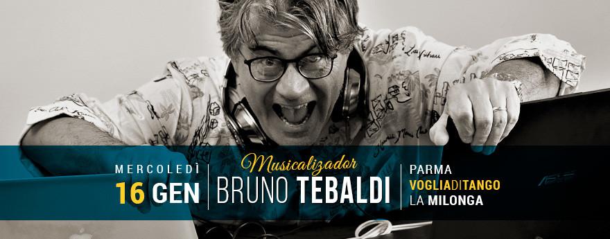 Voglia Di Tango: la Milonga del Mercoledì - Tdj Bruno Tebaldi