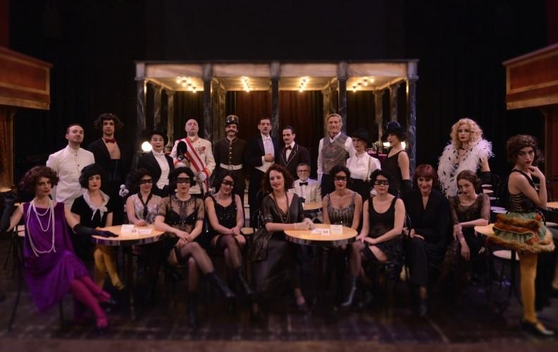 GIROTONDO KABARETTdi Arthur Schnitzler al Teatro Due
