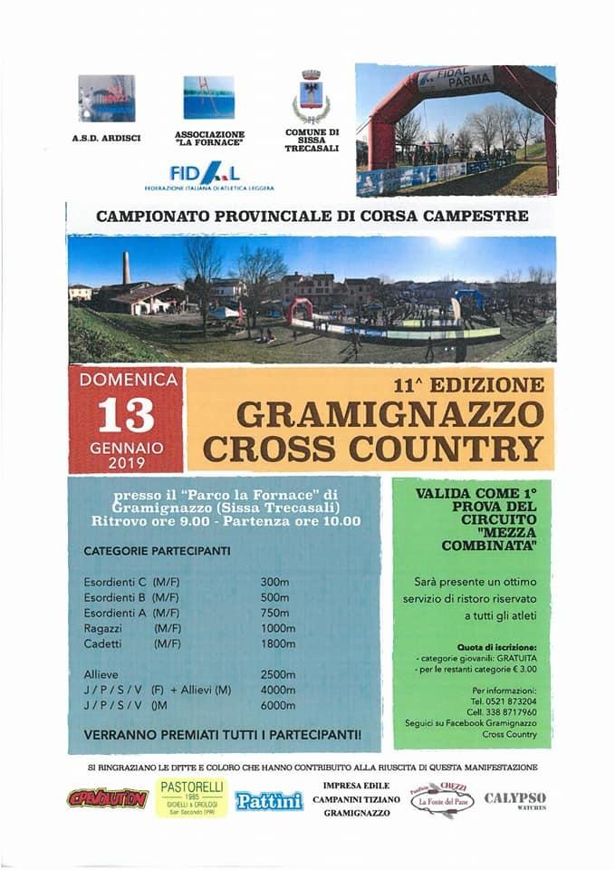 Gramignazzo cross country