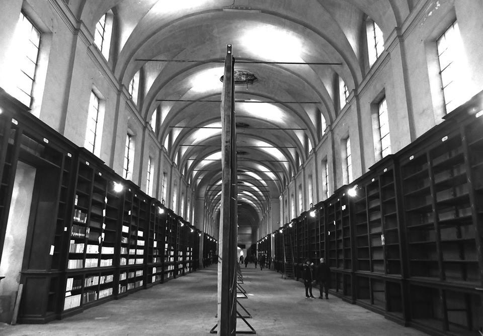 """Presentazione """"Oltre il Torrente Parma"""" nella splendida cornice dell'Ospedale Vecchio"""