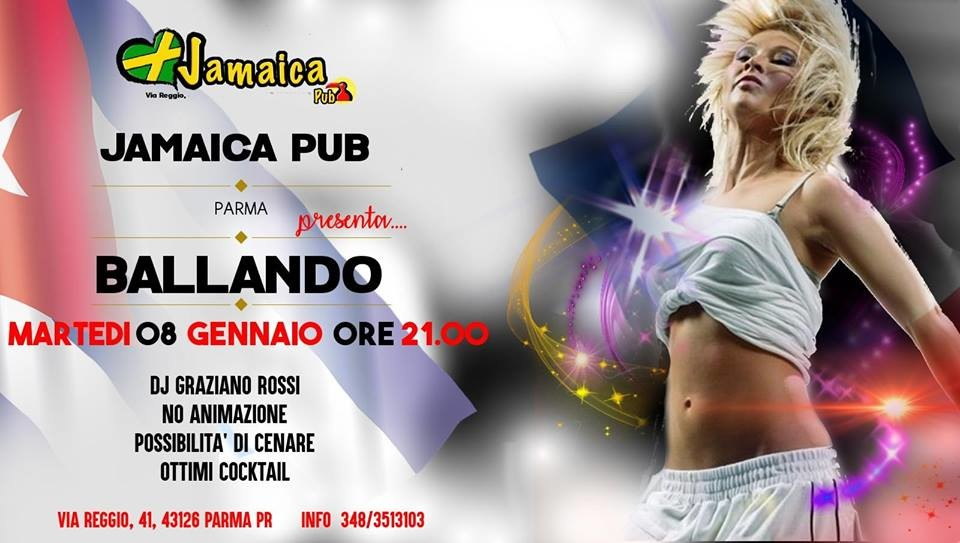 "Al Jamaica pub ""ballando"""