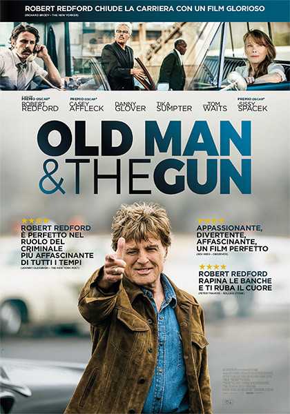 "The Original Ones"":  OLD MAN & THE GUN"