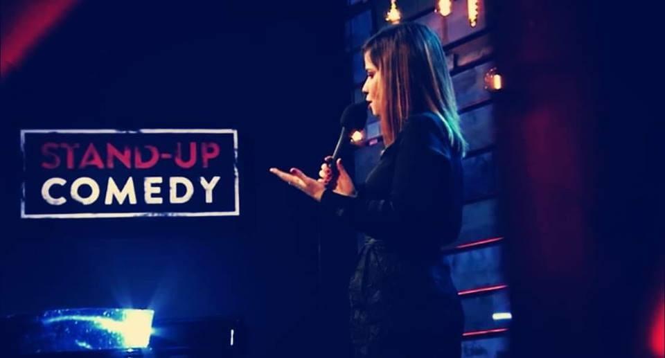 Glitter. Spettacolo di stand-up comedy di e con Martina Catuzzi  al Bastian Contrario