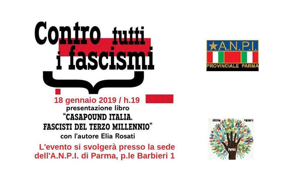 """Presentazione del libro di Elia Rosati """"CasaPound Italia"""""""