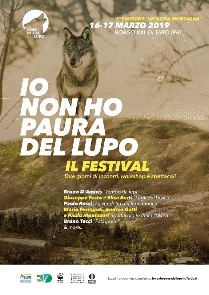 Il Festival di Io non ho paura del lupo: Una montagna che cambia