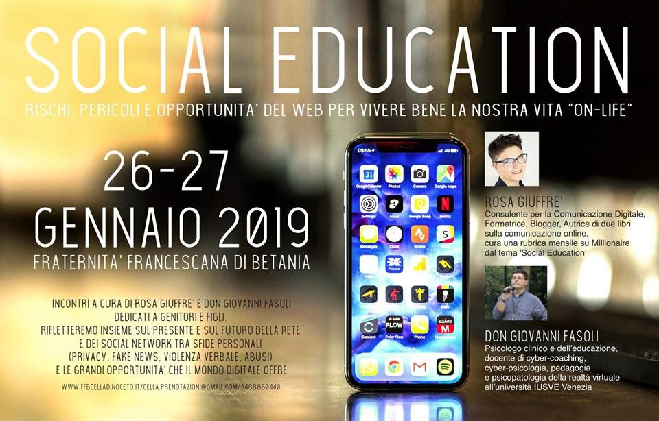 Social education a Noceto