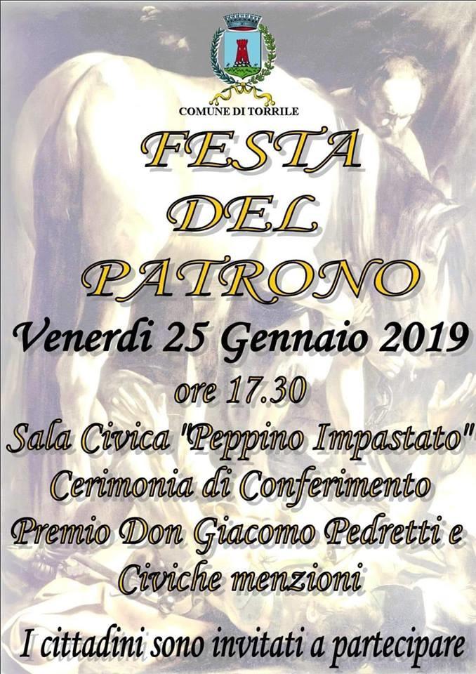 Festa del patrono a Torrile
