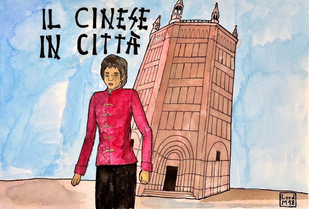 IL CINESEIN CITTA' al Museo Cinese di Parma