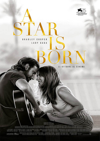 A STAR IS BORN al Cinema Astra Parma