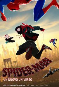 SPIDER MAN-Un nuovo universoal cinema Odeon di Salsomaggiore