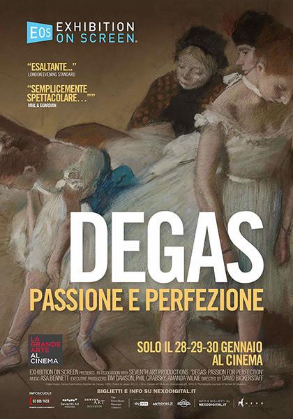 Degas passione e perfezione al Cinema Astra Parma