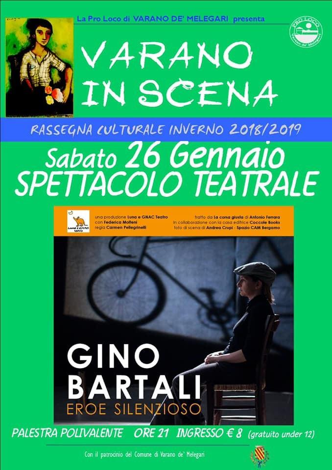 Varano in scena: Gino Bartali
