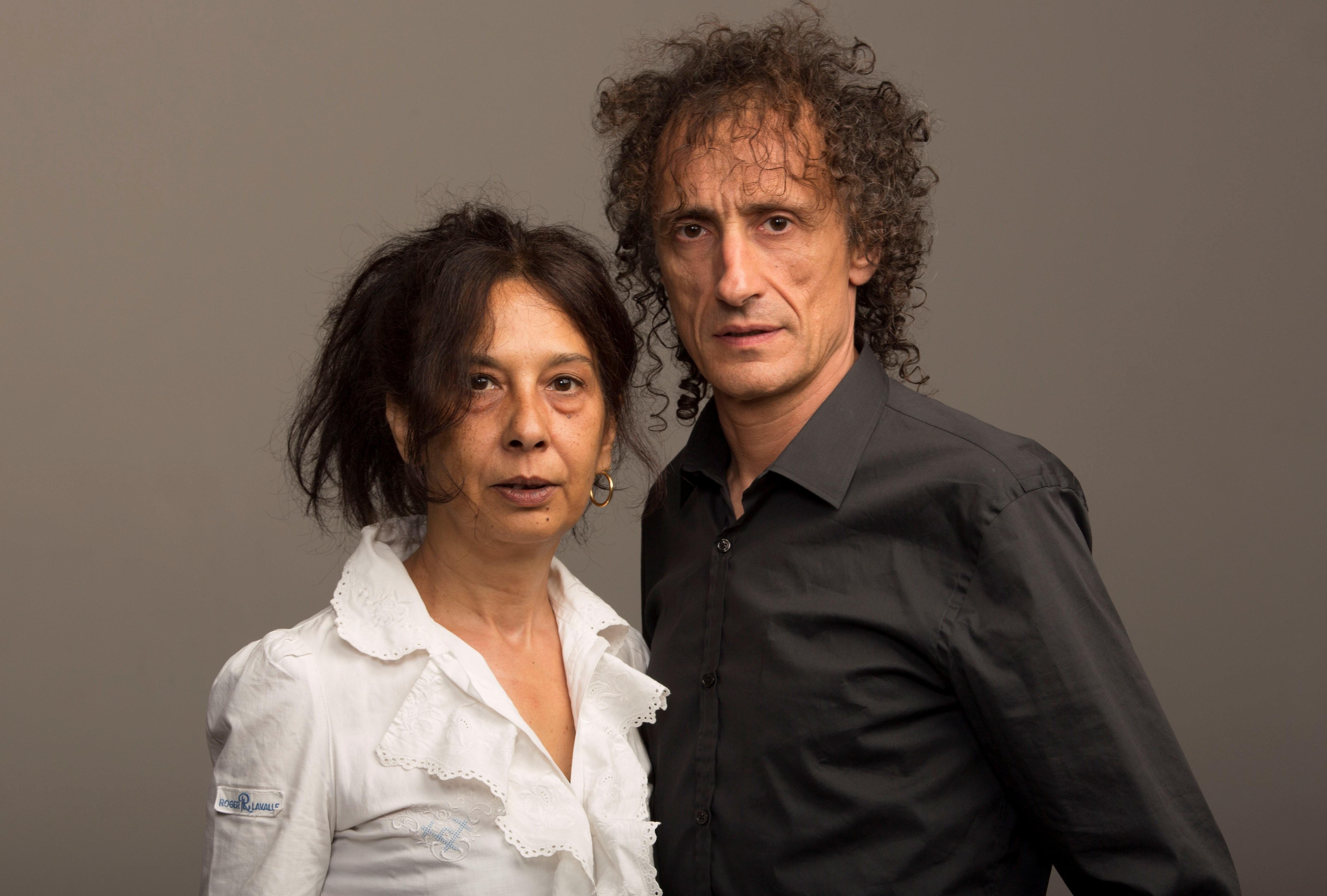 INCONTRO E PROIEZIONE ANTONIO REZZA E FLAVIA MASTRELLA alla Galleria Nazionale