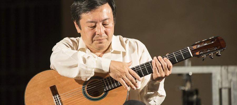 Stagione concertistica del teatro Regio: Concerto conclusivo Niccolò Paganini Guitar Festival  Kazuhito Yamashita  Chitarra