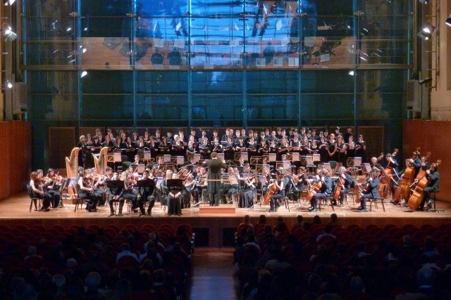 Concerto dell'Orchestra degli allievi del Conservatorio