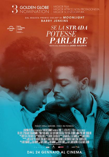 SE LA STRADA POTESSE PARLARE al Cinema Astra Parma