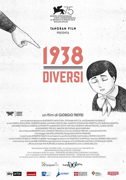 """""""Giornata della Memoria"""":  1938-DIVERSI"""