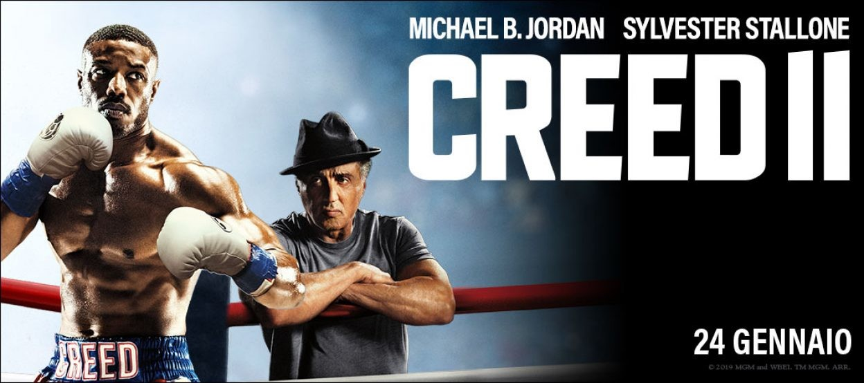Al CINEMA GRAND'ITALIA  CREED II