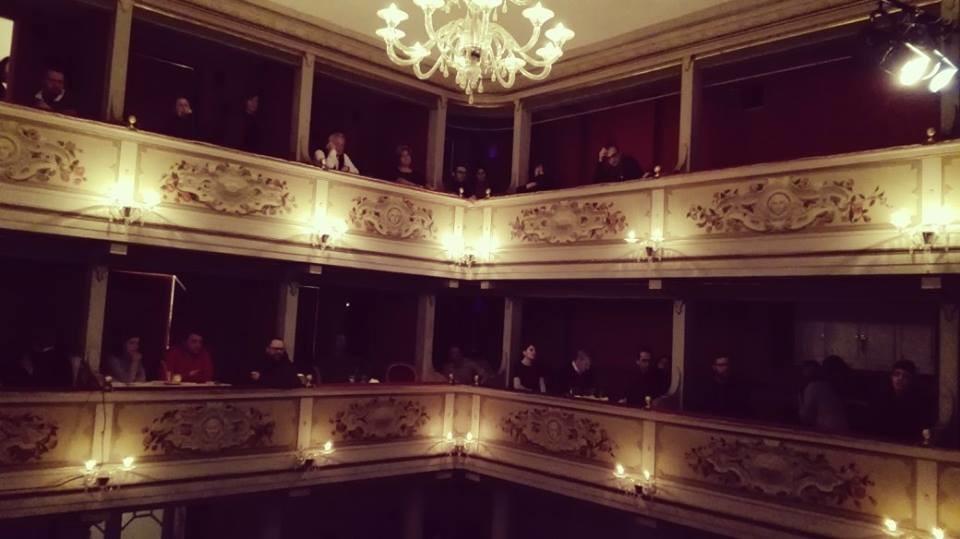 A Teatro Live a Fontanellato ALMA'NGARRÀ