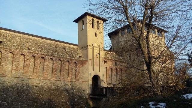 Camminata della Candelora con visita al castello di Felino