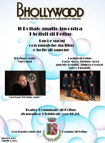 Bhollywood: musiche da film racchiuse in una bolla di sapone