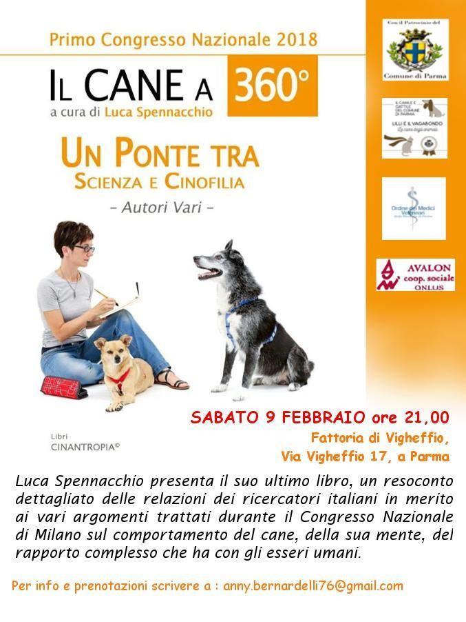 Il cane a 360° con Luca Spennacchio