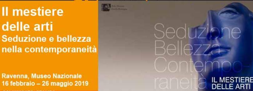 """A Ravenna, in mostra """"Il Mestiere delle Arti"""""""