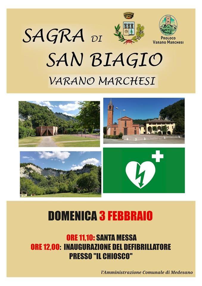 Sagra di San Biagio a Varano