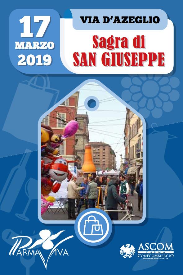SAGRA DI S. GIUSEPPE in VIA D'AZEGLIO
