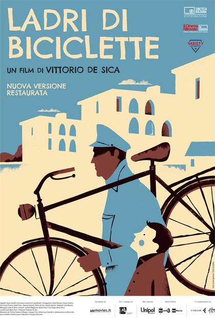 """""""Il Cinema ritrovato"""" Ladri di biciclette al Cinema Astra Parma"""