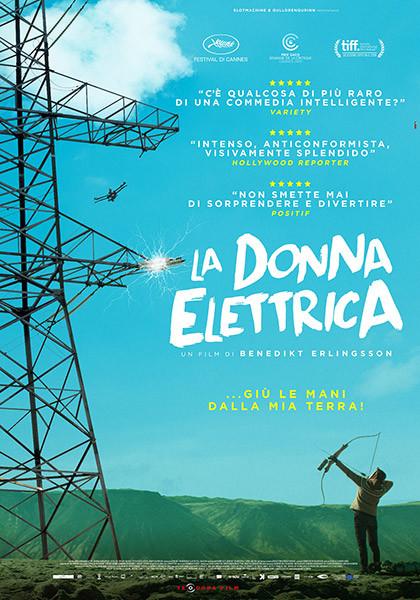 LA DONNA ELETTRICA al Cinema Astra Parma