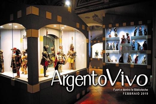 ArgentoVivo - programma di Febbraio