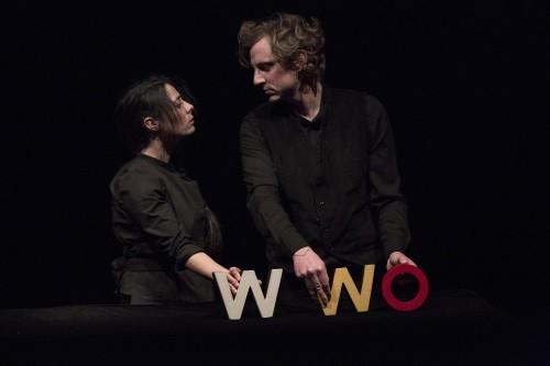 Wow, le lettere dell'alfabeto prendono vita e vanno in scena al Teatro al Parco