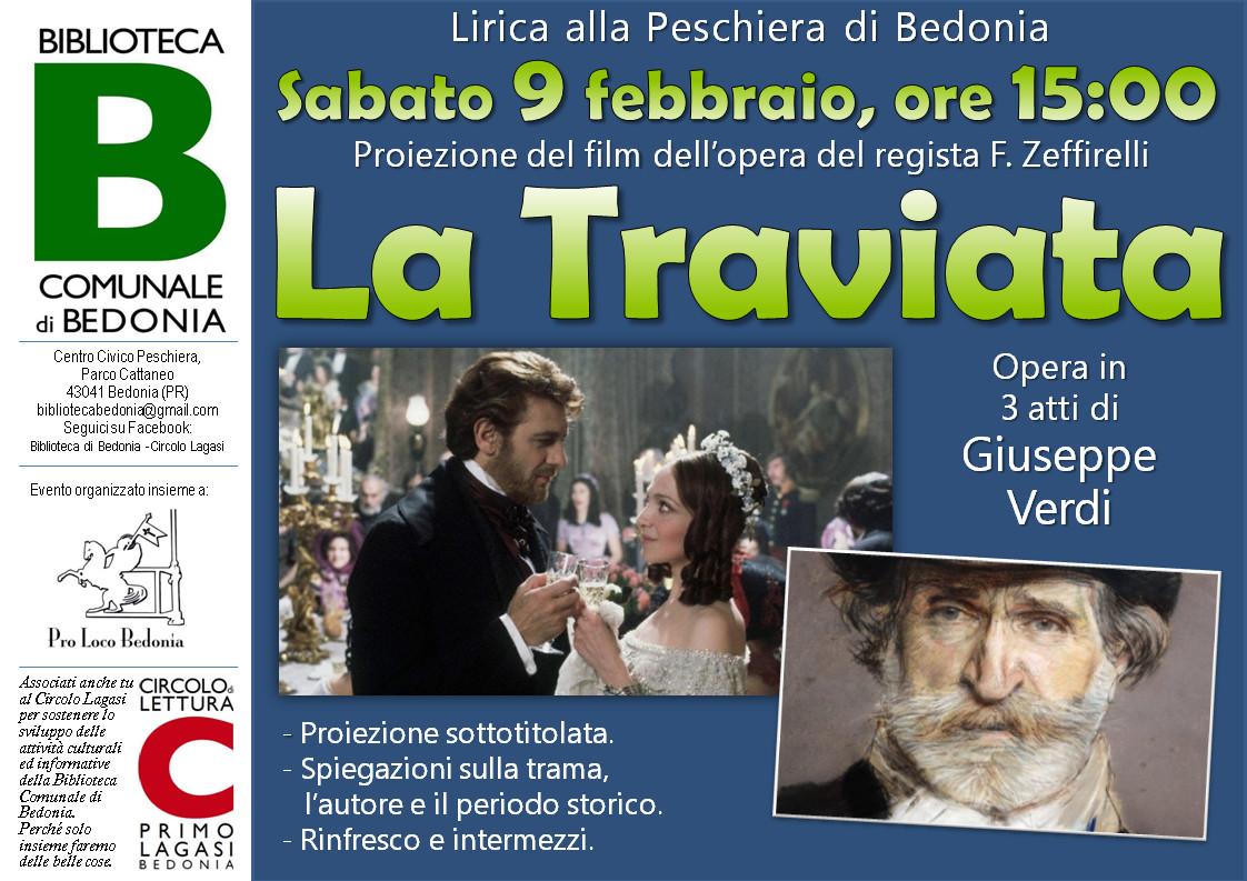 La Traviata a Bedonia