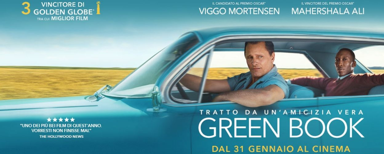 GREEN BOOK al cinema Odeon di Salsomaggiore