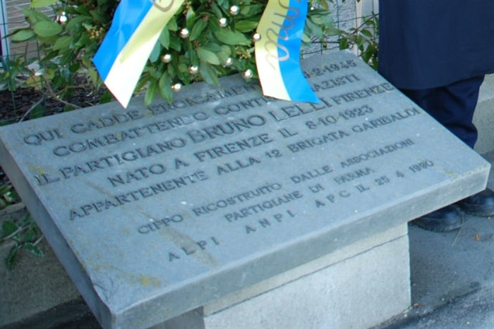 Commemorazione di Bruno Lelli