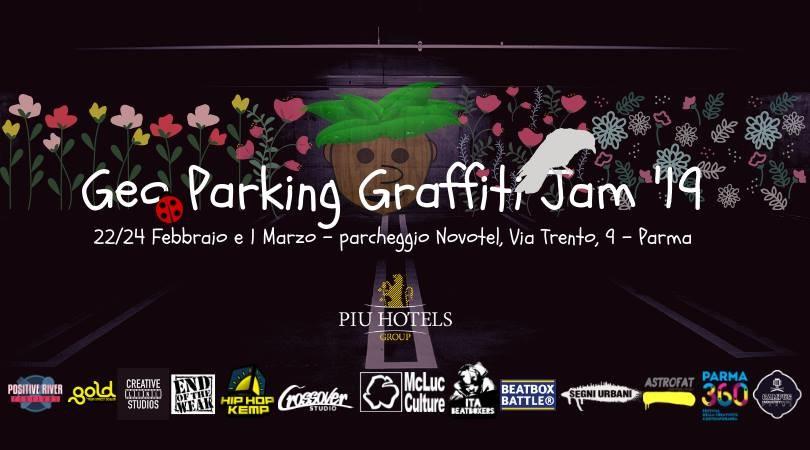Geo Parking Graffiti Jam 2019