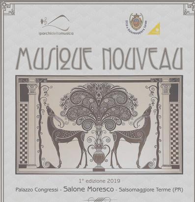 """""""Arcs Melodiques"""": Concerto de I Parchi della Musica"""